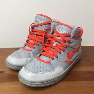 Nike Sky Force Basketball Orange